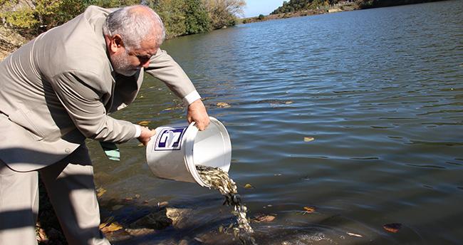 Yavru Balıklar Öğrencilere Burs Olarak Dönecek
