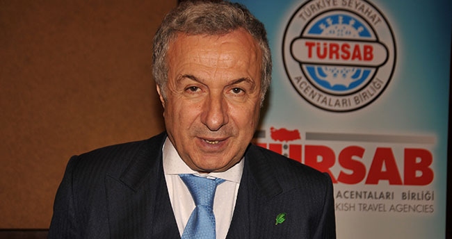 TÜRSAB Başkanı Ulusoy, Konya'da