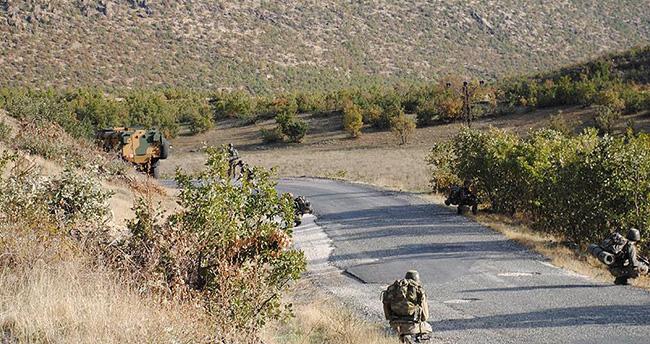 Dicle'deki terör operasyonunda 4 terörist etkisiz hale getirildi
