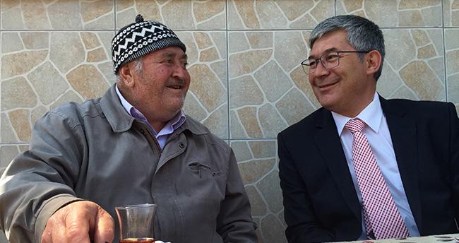 Mehmet Babaoğlu sosyal medya aracılığıyla halkı dinledi
