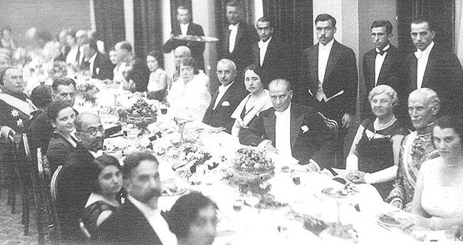 Atatürk'ün sevdiği yemekler