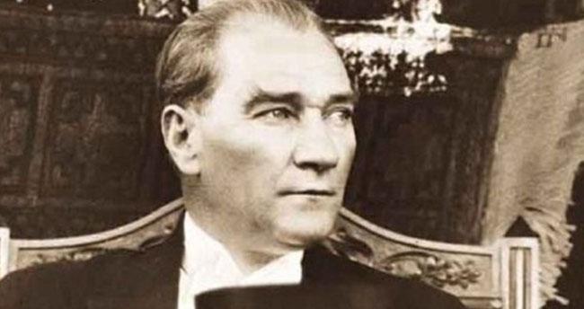 Atatürk'ün yakından görüntülendiği o video