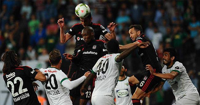 Beşiktaş-Akhisar Belediyespor maçı Başakşehir'de