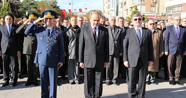 Konya'da 10 Kasım Atatürk'ü Anma Programı
