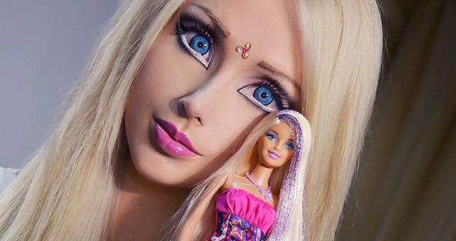 'İnsan Barbie' Antalya'ya Geliyor