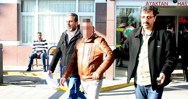 Konya'da suç örgütü operasyonu: 5 gözaltı