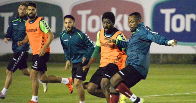 Torku Konyaspor, Eskişehirspor maçı hazırlıklarına başladı