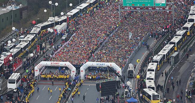 Vodafone 37. İstanbul Maratonu Festival Coşkusu Yaşatacak