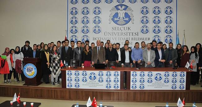 Yerel Yönetim Reformları Selçuk'ta Masaya Yatırıldı