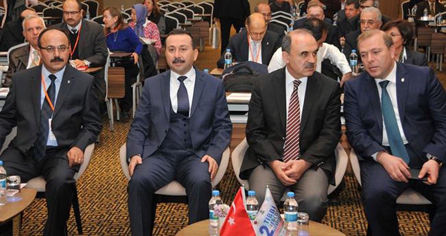 2. Tıbbi Jeoloji Sempozyumu Konya'da Başladı