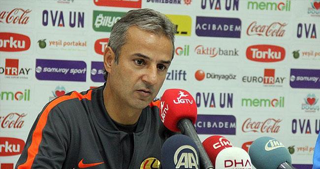 Eskişehirspor'da İsmail Kartal istifa etti