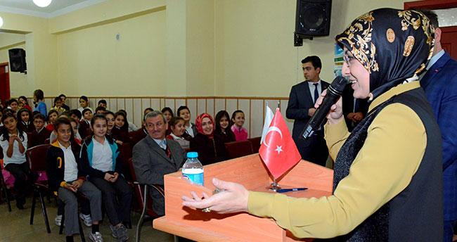 Meram'da çevre bilinci etkinlikleri sürüyor