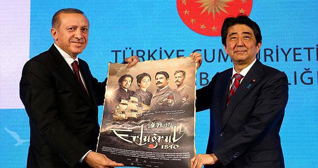'Başbakan Abe'nin ziyareti kadim dostluğumuzu pekiştirecek'