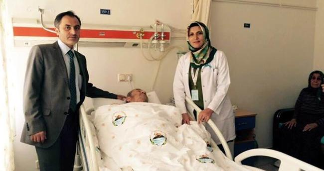 Beyşehir Devlet Hastanesi'ne Palyadif Tedavi Servisi Bulundu