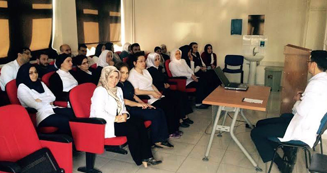 Beyşehir'de Dünya Diyabet Günü Etkinlikleri