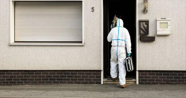 Bir evde 8 bebek cesedi bulundu