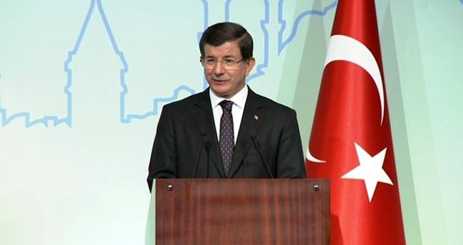 Davutoğlu: 'Türkiye, PKK ile mücadele etmeye devam edecek'