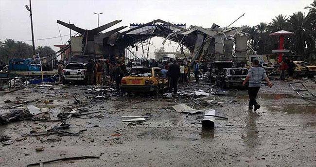 Irak'ta bombalı saldırı: 17 kişi öldü