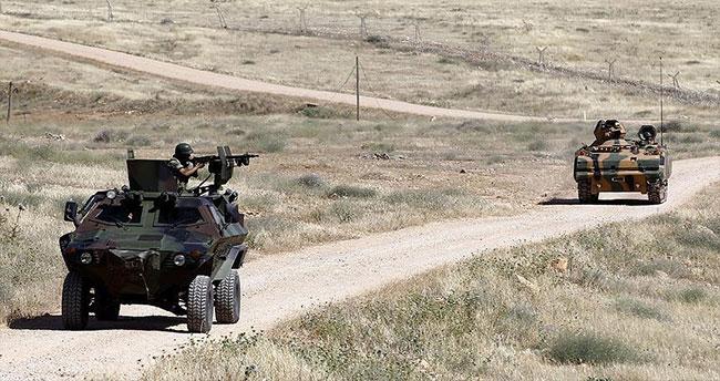 4 DAEŞ militanı öldürüldü