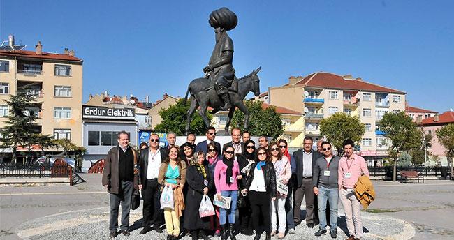 """""""Akşehir'in yüzü turizmle gülüyor"""""""