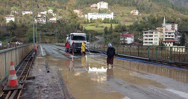 Artvin'de 60 köy elektriksiz
