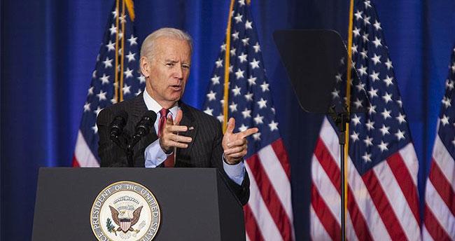 ABD Başkan Yardımcısı Biden'den Barzani'ye Sincar tebriği