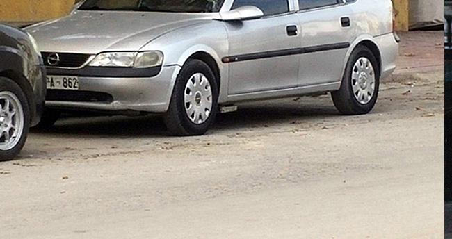 Ereğli'de Polisin otomobiline yerleştirilen patlayıcı imha edildi