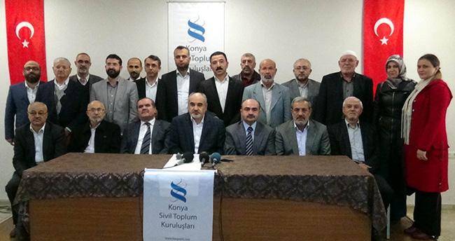 Konya STK Platformunda Yeni Dönem Başladı