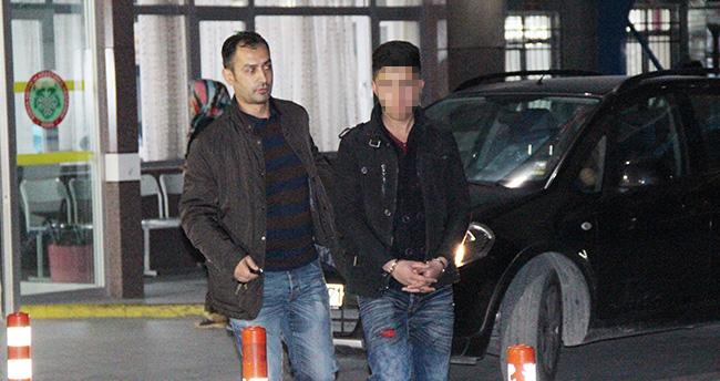 Konya'da oturma kavgası kanlı bitti : 1 yaralı