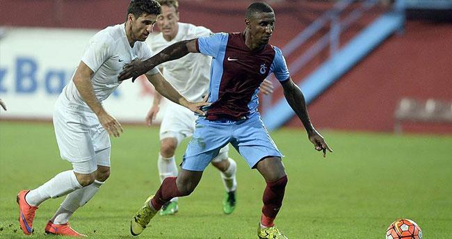 Trabzonspor'un Constant ile yolları ayrılıyor
