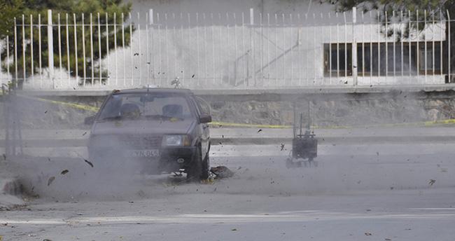 Konya Valiliği'nden araca yerleştirilen bombayla ilgili basın açıklaması