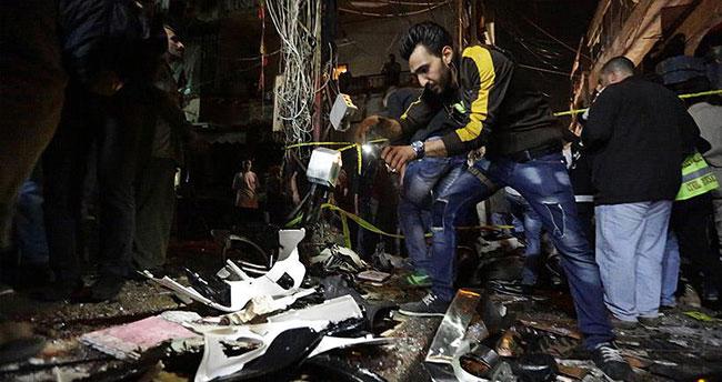 Beyrut'taki saldırılar intiharcı bir grup tarafından yapılmış
