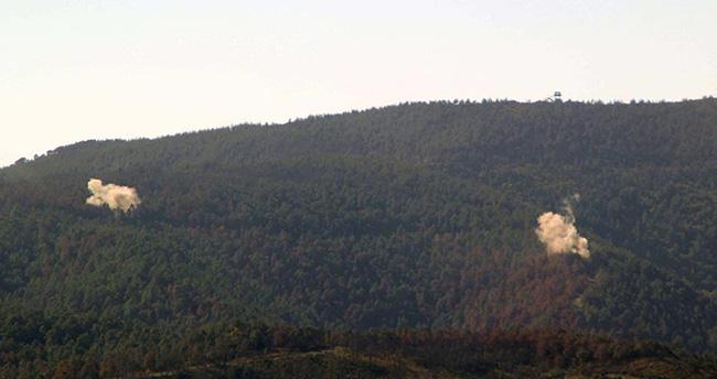 Esed rejimi Türkmen köylerine saldırıyor