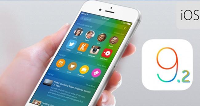 iOS 9.2 Beta 4 çıktı!