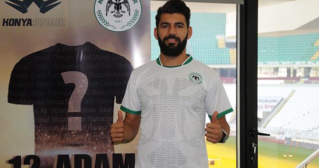 Torku Konyaspor'un yeni forması tanıtıldı