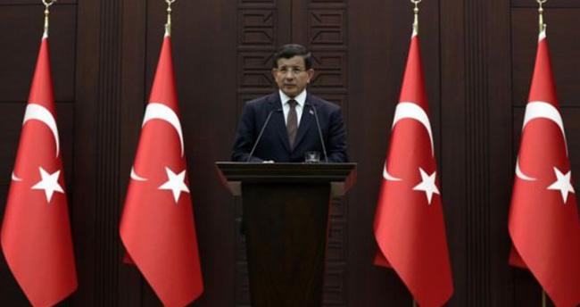 Davutoğlu: Küfürbaz vekiller Meclis'ten atılsın