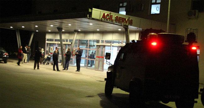 Tunceli'de okulda patlama : 10 yaralı