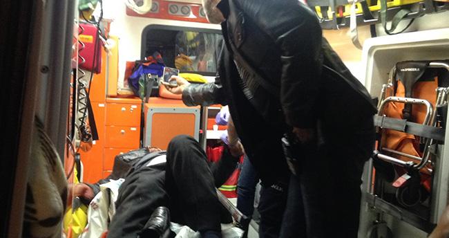 Konya'da kavga: 1 ağır yaralı