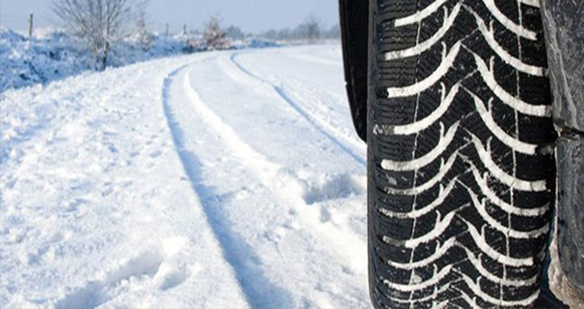 Kış lastiği yakıt masrafını azaltıyor