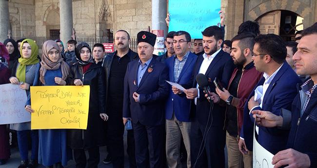AK Parti Konya Gençlik Kolları'ndan Türkmen katliamına sert tepki
