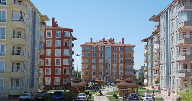Konya'daki konut satışında büyük artış