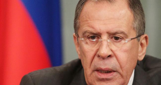 Lavrov, Türkiye gezisini iptal etti