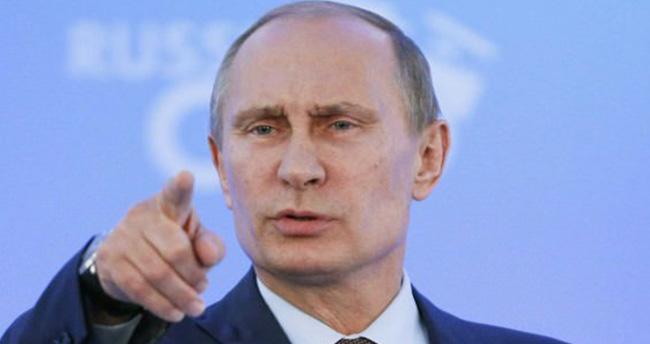 Putin: Sırtımızdan bıçaklandık