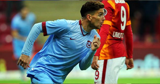 Trabzonspor'da Medjani sözleşmesini feshetti