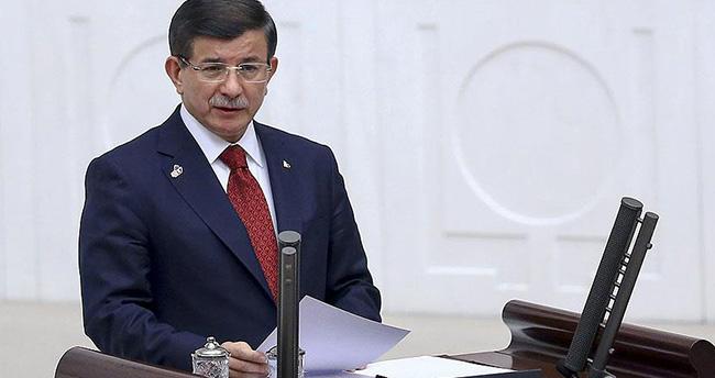 Başbakan Davutoğlu 64. Hükümet programını açıkladı