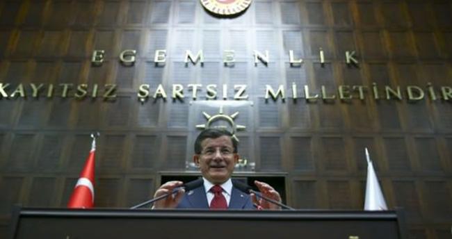 Başkaban Davutoğlu'ndan Rusya açıklaması