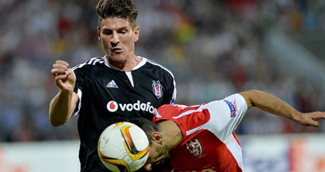 Beşiktaş Skenderbeu maçına doğru