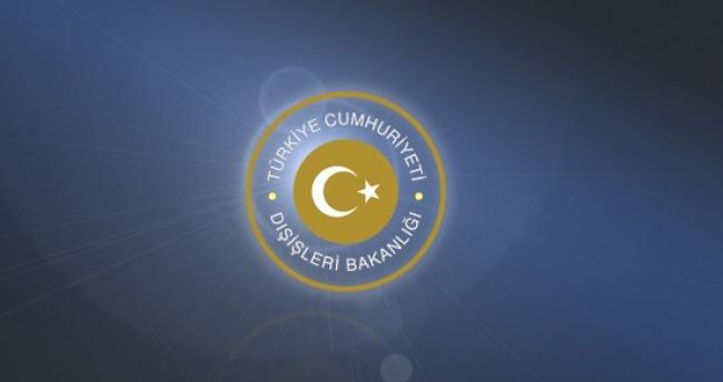 Dışişleri Bakanlığı: 'Çavuşoğlu, Lavrov ile görüşecek'