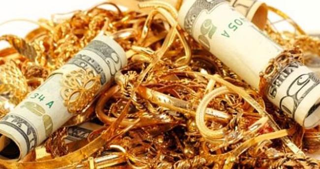 Dolar 8 ayın zirvesinde, altın uçuyor!