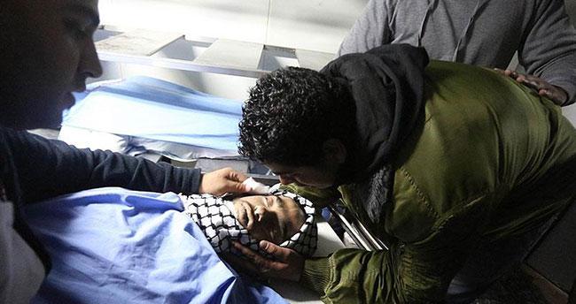 İsrail askerlerinin kalbinden vurduğu Filistinli çocuk hayatını kaybetti